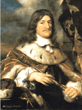 Fredrick William of Brandenburg