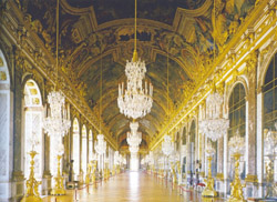 Versailles:  The Hall of Mirrors