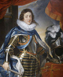 Figure 8:  Louis XIII of France